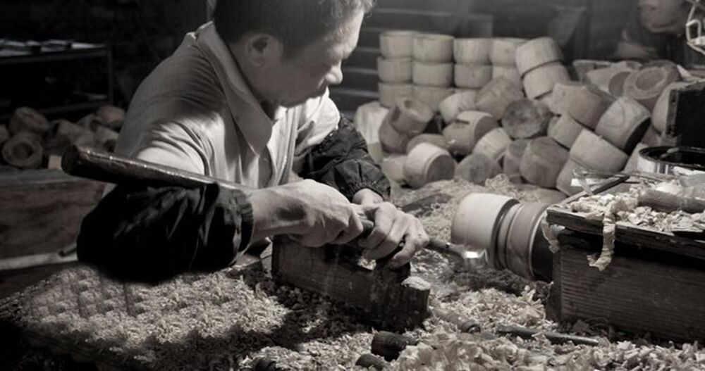 Houten Lepel Vork Bamboe Keuken Kookgerei Gereedschap Soep-Theelepel Servies Dec17 Drop Schip