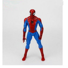 20 cm The Amazing SpiderMan Action Figure Brinquedos Modelo Boneca Spider Man Saco Do Opp Joint Movable Anime Figura Caçoa o Presente h208(China)