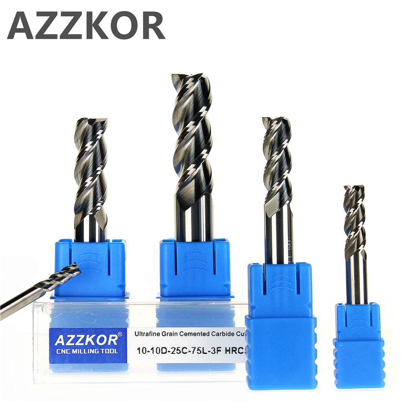 Milling Cutter Alloy Coating Tungsten Steel Tool By Aluminum Cnc Maching 3 Blade Endmills Top Milling Cutter Wood Milling Cutter-in Milling Cutter from Tools on Aliexpress.com | Alibaba Group