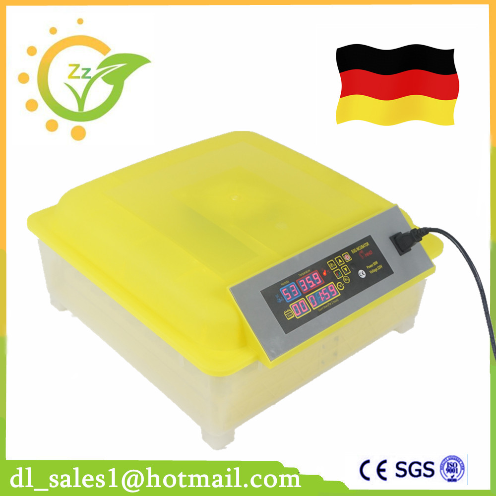 Full Automatic Temperature 48 Eggs Incubator Mini Full Digital Incubator Machine For Sale new 39 eggs full automatic incubator
