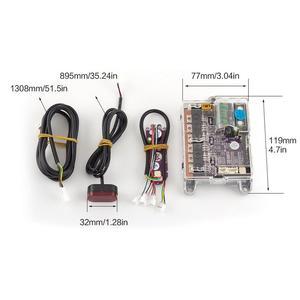 Image 2 - リチウム電池回路マザーボード含むコントローラダッシュボードヘッドライトテールライトブレーキクランクのアクセラレータ M365 スクーター