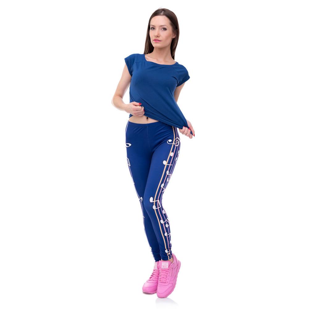 Zohra Brands Women Fashion Legging Aztec Round Ombre Printing leggins Slim High Waist Leggings Woman Pants 22