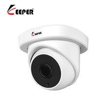 Keeper 1080 p 2mp ahd câmera interna analógica da abóbada hd 3.6mm com a versão da noite câmera de vigilância analógica anti vândalo do cctv