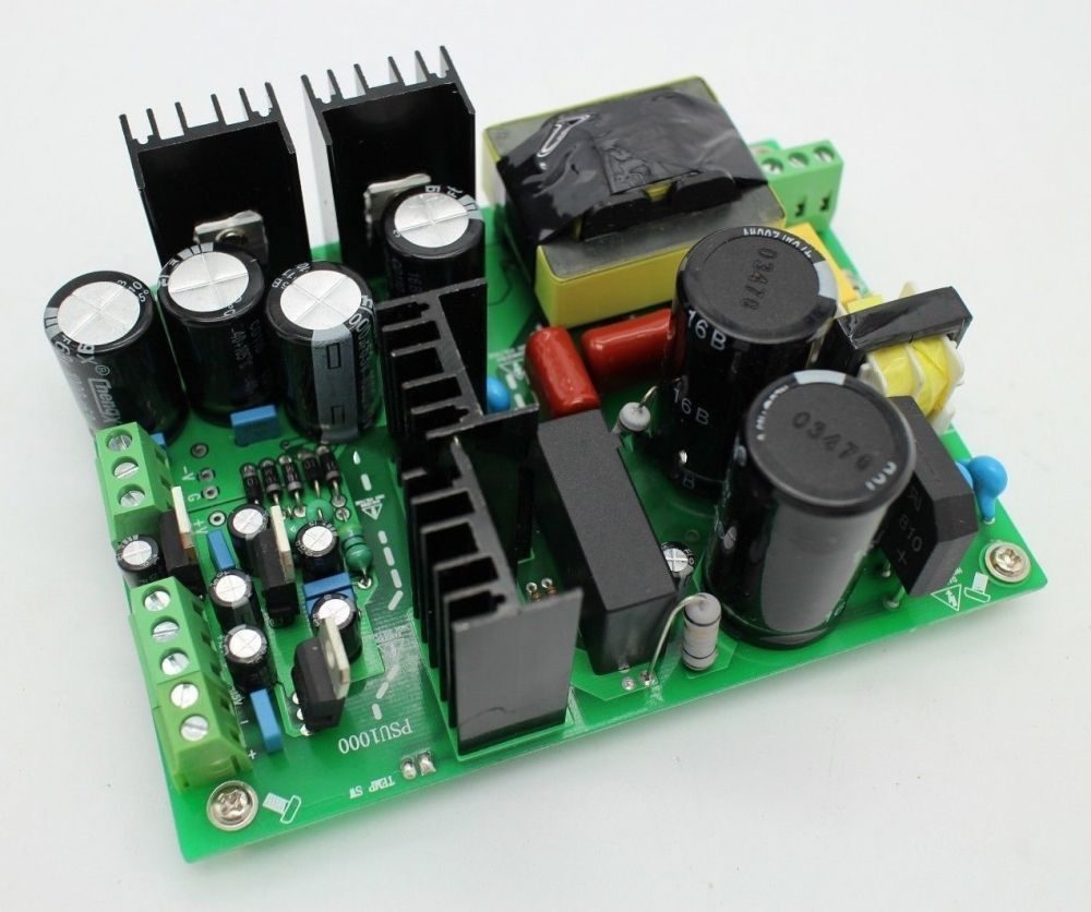 Haute Qualité Nouvelle Haute-puissance 500 W +/-70 V PSU Audio Amp de Commutation Carte D'alimentation amplificateur