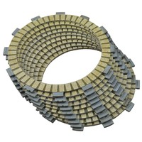 Motorbike Engines Parts For YAMAHA YZ450F YZ 450F 2004 2005 2006 Motorcycle Friction Clutch Plates Kit