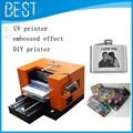 free shiiping!!!2015 newest A3 UV printer, cell phone case/plastic card/business card printing machine, uv flatbed printer