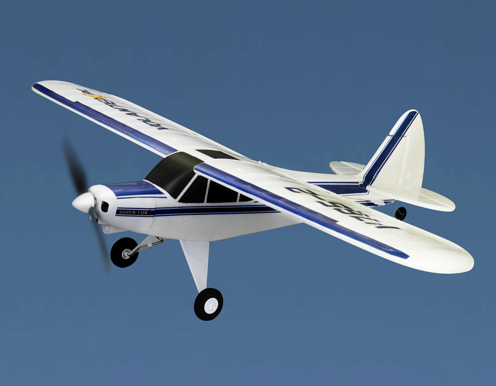 Volantex EPO Super Cup RC PNP/ARF Plane Model W/ Motor Servo ESC W/O Battery new phoenix 11207 b777 300er pk gii 1 400 skyteam aviation indonesia commercial jetliners plane model hobby