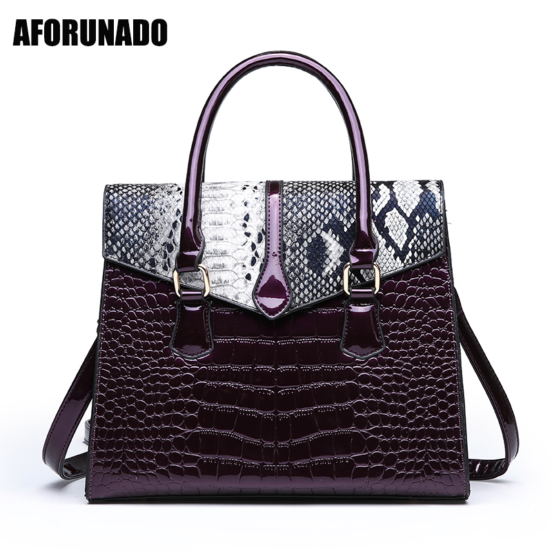 Luxury Handbags Women Bags Designer Elegant Serpentine Shoulder Bag NEW Embossing Crossbody Bags For Women 2019 Ladies Hand Bag