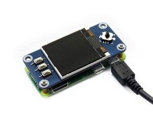 Image 5 - Waveshare 1.44 インチ lcd ディスプレイ帽子ラズベリーパイ 2B/3B/3B +/ゼロ/ゼロワット 128 × 128 ピクセル spi インタフェース led バックライト 3.3 v