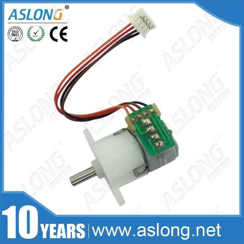 ASLONG High Quality GM12-15BY 12mm*10mm Smart Micro Cheap Nema 17 Stepper Motor Geared Motor