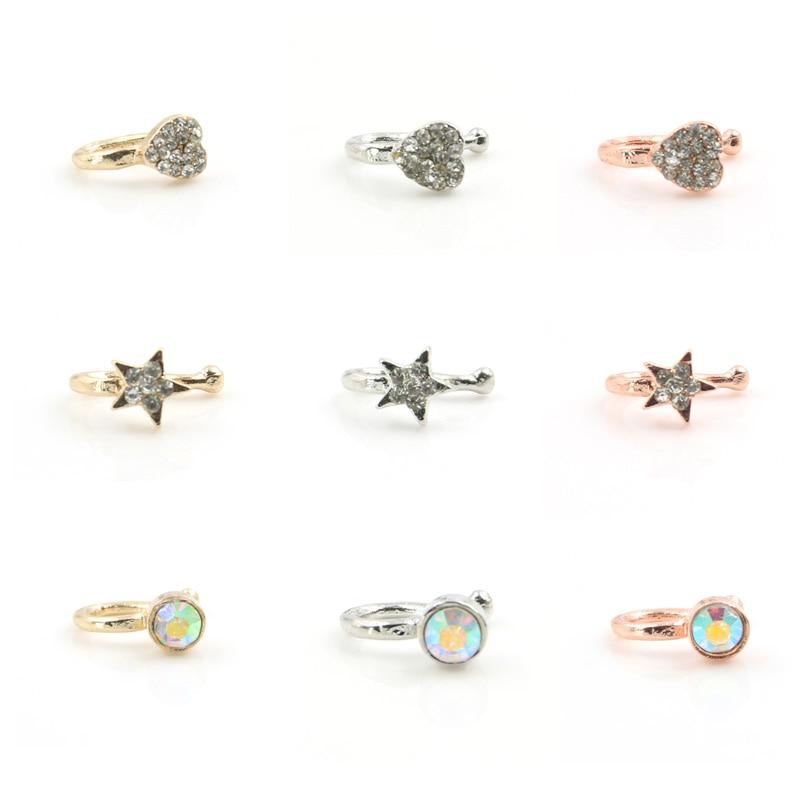 1 ST Verbazingwekkende 3 Kleuren 3 Stijlen Kristal Mevrouw Unieke - Mode-sieraden - Foto 6