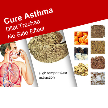 Natural herbal extract medicine to cure asthma, cure lung and bronchus diseases, 100% effective and fast acting, no side effect
