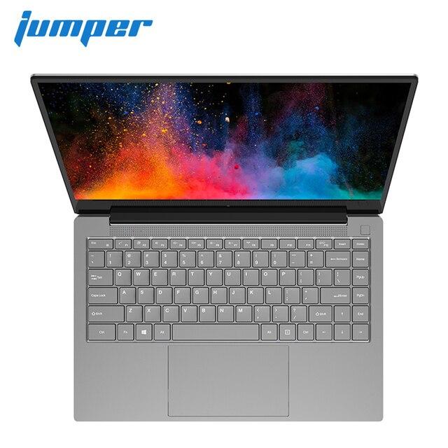"""Jumper EZbook X4 Pro Laptop 14"""" FHD Display Intel Core i3-5005U 8GB 256GB SSD Notebook Dual Band Wifi Win 10 Ultraslim Computer"""