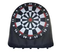 Outdoor inflatable throwing game, inflatable dart board, inflatable golf dart game ,inflatable sport for sale