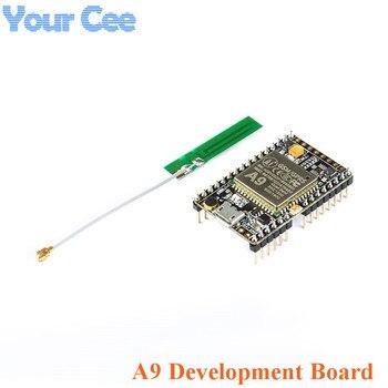 GSM GPRS módulo A9 Placa de núcleo Módulo de placa de desarrollo SMS voz transmisión inalámbrica de datos IOT
