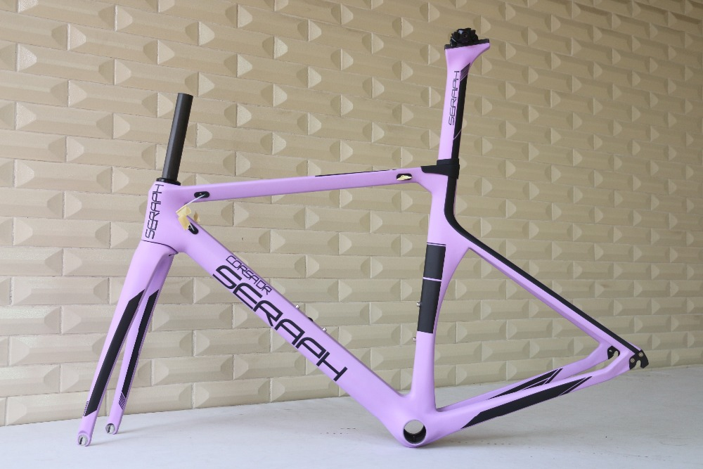 Toray T800 carbon frame OEM products  customized paint  Chinese bike frame, carbon road bike ,chinese bicycle frames