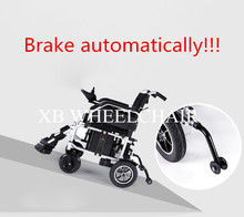 Fashion electric wheelchair for disabled people