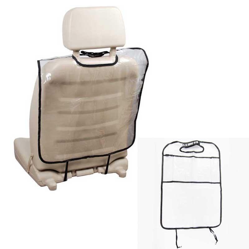 New Car Anti Dirty Mat Seat Back Hanging Foldable Organizer Multi-Pocket Holder Storage TB Sale