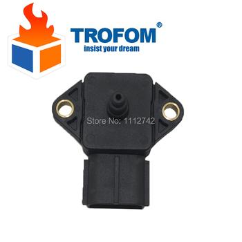 Czujnik ciśnienia bezwzględnego w kolektorze dla TOYOTA SUZUKI SUBARU ISUZU VW 18590-79F00 1859079F00 079800-5050 0798005050 tanie i dobre opinie TROFOM Czujnik Ciśnienia Powietrza dolotowego 10-117kpa TF-P323 Typ warystora Piezoelektryczny 405-4750mv Sygnał napięciowy