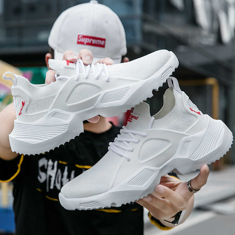 BIGFIRSE Men Fashion Shoes Rubber Large Size Outdoor Fashion
