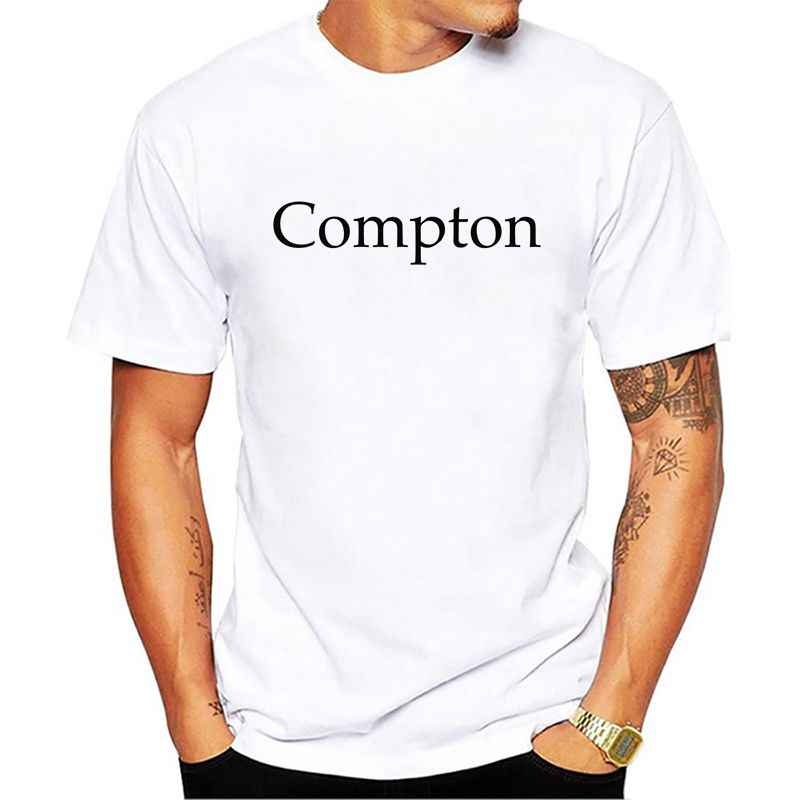 141586560fe Detail Feedback Questions about Compton Old English Tt shirt Eazy E ...