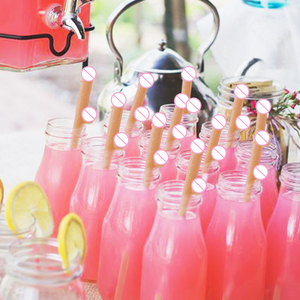 Image 5 - 10 шт., пластиковые соломинки для пениса