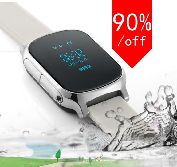 Newest GPS Tracker Watch For Kids SOS font b GSM b font Mobile font b Phone