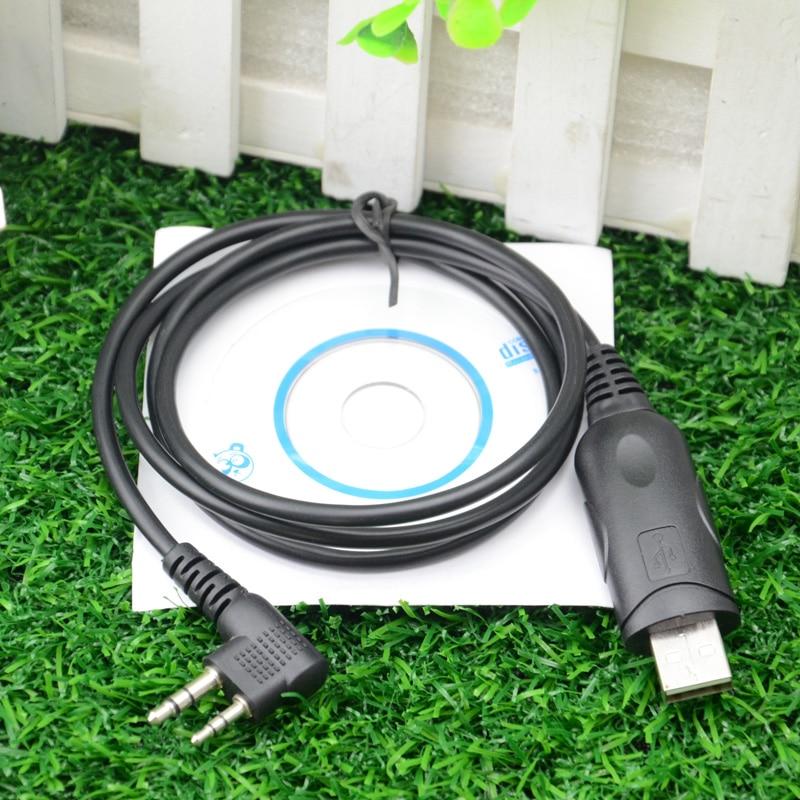PC26 USB Programming Cable Win7 Win10 For TC-500 TC-508 TC-600 TC-700 TC-610 TC-620 TC-1600 TC-2100 TC-2100H KST UV-F1000 Radio