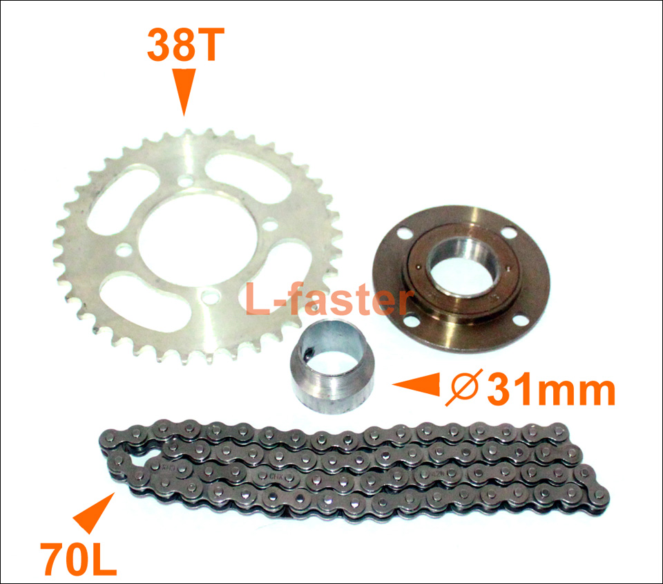 420 chain system -960