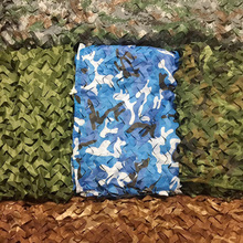 2017 Summer Autumn Hunting Military Camouflage Net Woodland Army Camo netting Camping Sun Shelter 4m*2m Tent Shade Sun Shelter