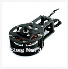 CARBON FIBER ALUMINUM 3axis TILT Motor Cage/ X axis motor cage FOR CINESTAR DSLR CAMERA