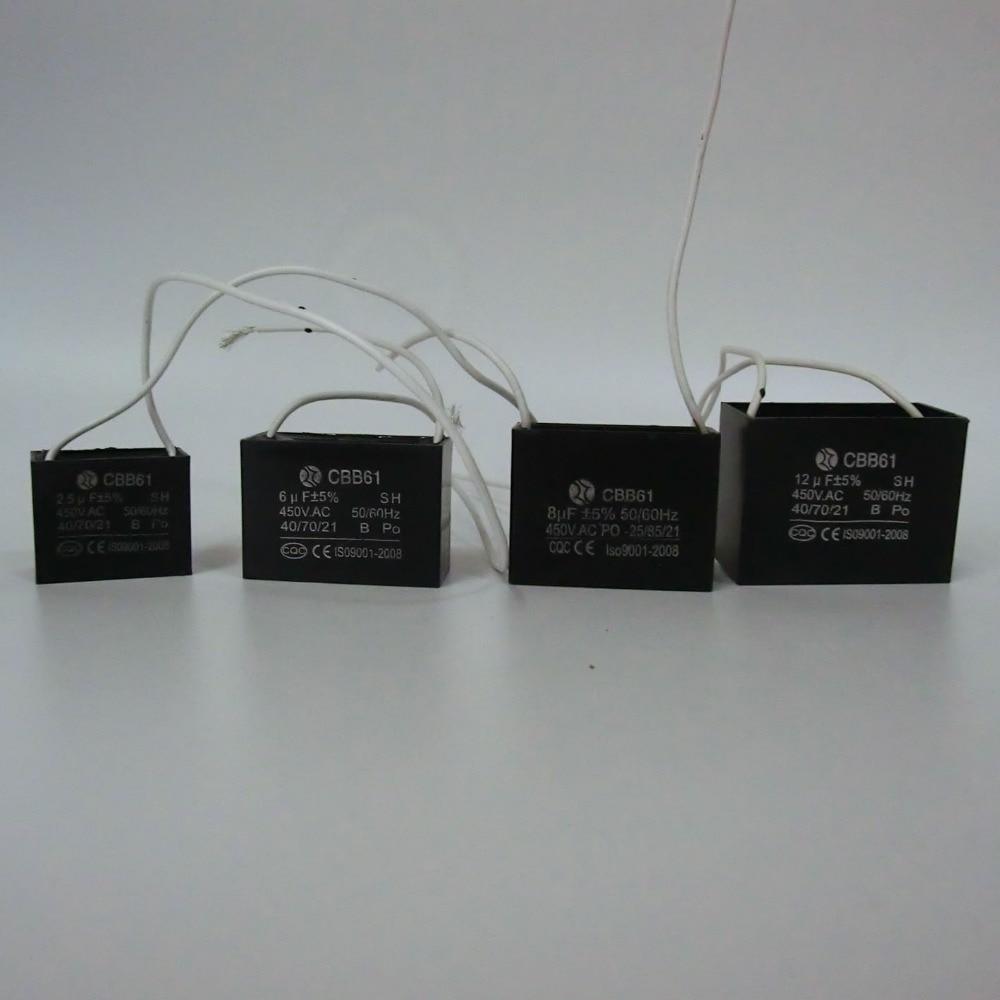 Nett Cbb61 Lüfter Kondensator Schaltplan Bilder - Elektrische ...