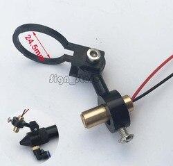 Co2 laser head focus diode module red dot position diy engraver cutter 5v focal.jpg 250x250