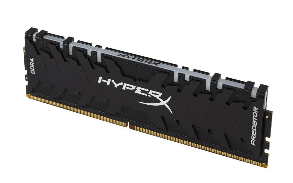HyperX Predator 8 GB 3200 MHz DDR4, 8 GB, 1x8 GB, DDR4, 3200 MHz, DIMM 288 broches