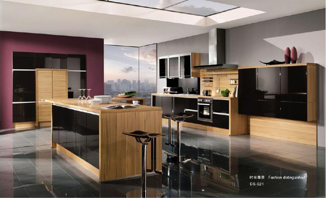 Modern Kitchen Cabinet Guangdong Kitchen Cabinets Modern Kitchen