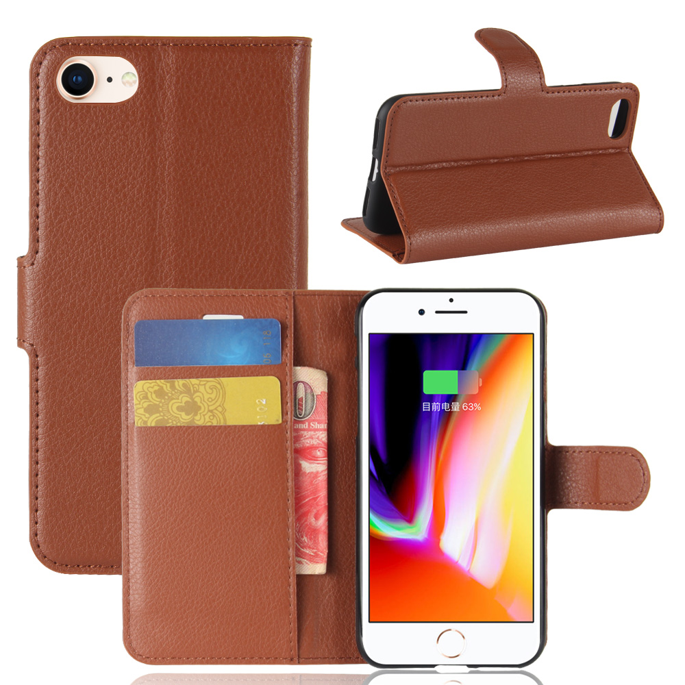 Cyboris For iphone 8 iphone 7 Flip Protective PU Leather Fundas Fashion Cover for IP 8 IPHONE 8 iphone 7