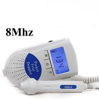 Vascular Doppler monitor /Backlight LCD with free Gel CE/FDA Approved, Sonoline B with 8MHZ probe CONTEC