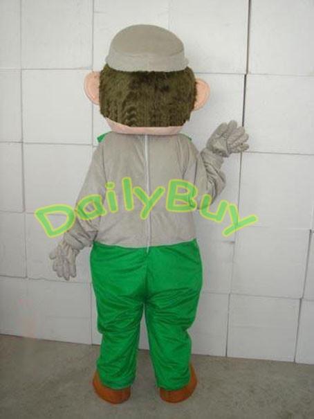 MC005   hot-sale-super-mario-gray-hat-adylt-size-cartoon-mascot-costume-250679 (4)