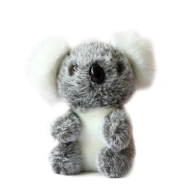 Kawaii Mini Koala Plush Toys Soft Australian Koala Bear Plush