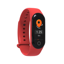 Smart Bracelet Blood Pressure Heart Rate M30 0.96 inch Smart band Waterproof Bluetooth Fitness Tracker Pedometer