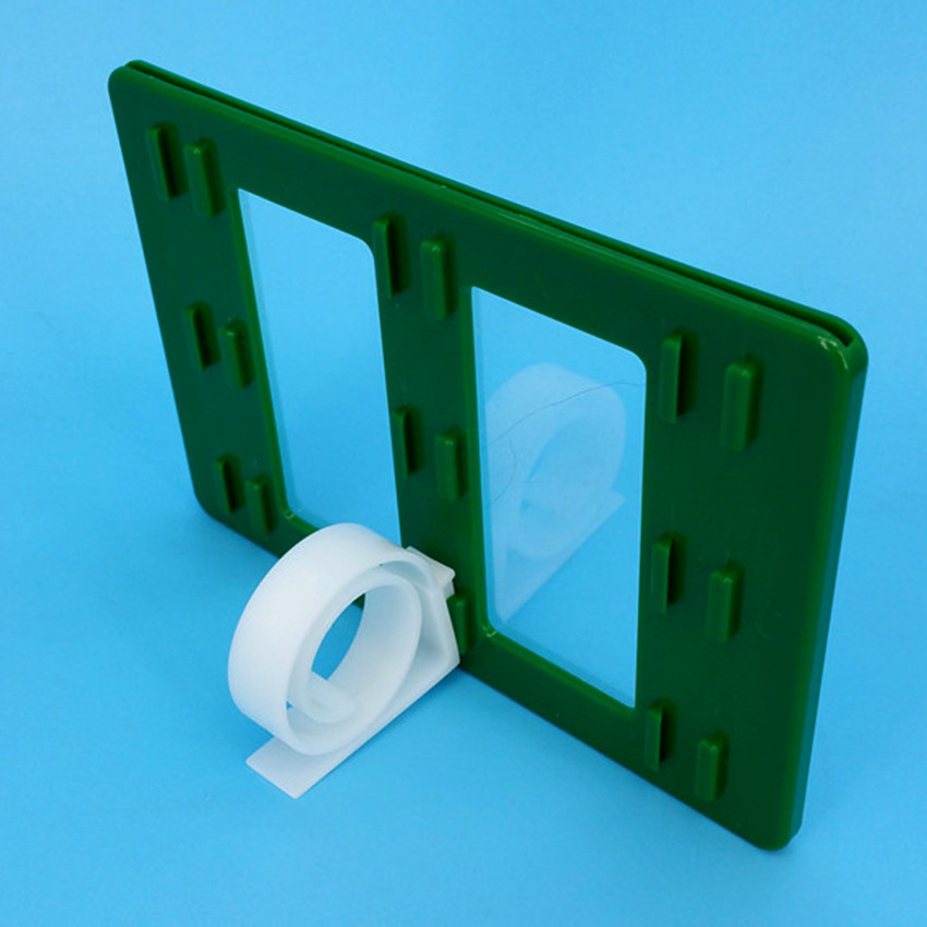 POP A6 Plastic Sign Card Holder Price Poster Paper Frame With ...