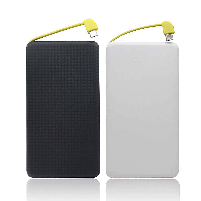 Ultra Slim 5000mAh 5V/1A External Fast Charging Mobile Power USB Mobile Power Bank Battery Charger DIY Case Boxes