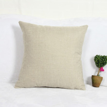 Music Style Cotton  Pillow Cover