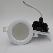 Hot Sale High quality White Shell 12W 15W Waterproof IP65 Dimmable LED downlight Ceiling lamp Free shipping