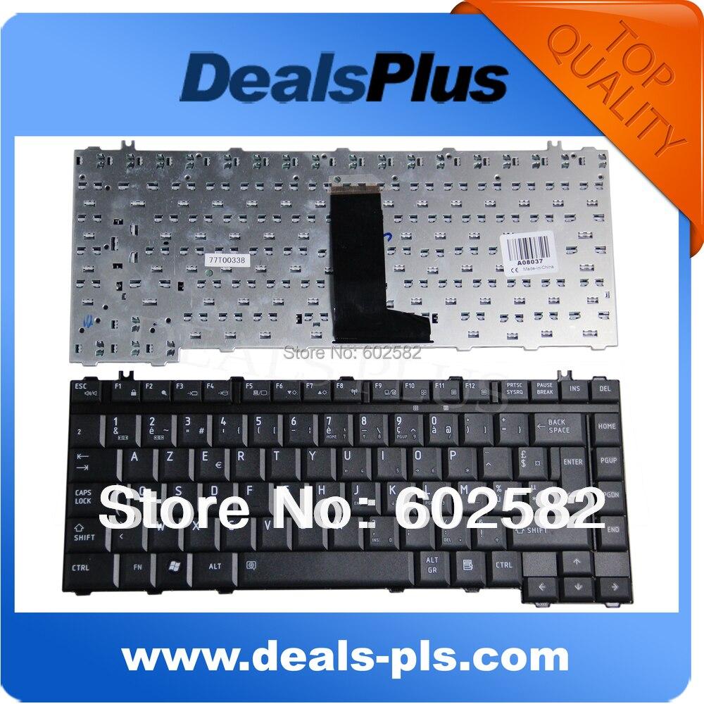 Клавиатура для ноутбука Новая для Toshiba A300 M300 L300 Французская клавиатура