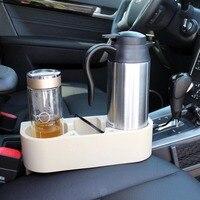12V 24V Draagbare Kachel Elektrische Auto Vrachtwagen Waterkoker Boiler Pot Fles Voor Thee Koffie Drinken Чайник 차량용커피포트