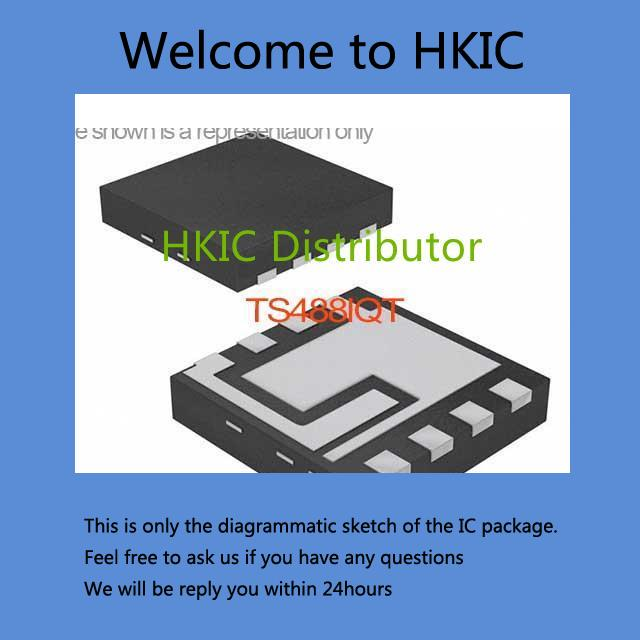 ts488iqt ic amp audio pwr 13w ster 8dfn ts488iq 488 ts488 488i ts48 rh aliexpress com Audio Power Amplifier Circuit 500 Watts Car Audio Amplifier Circuit Diagram
