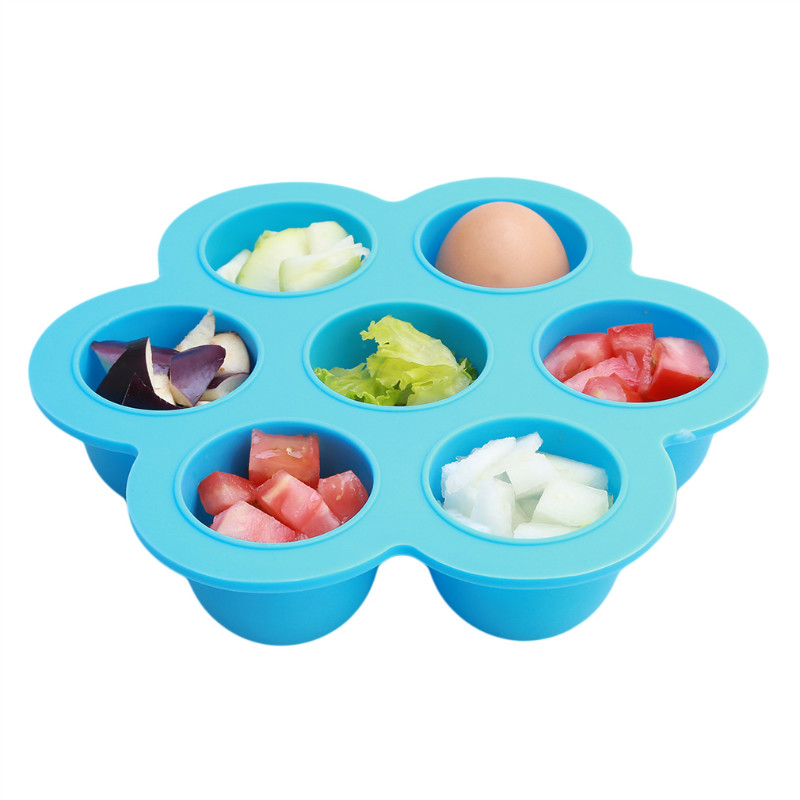 Silicone Baby Food Freezer Storage Tray China
