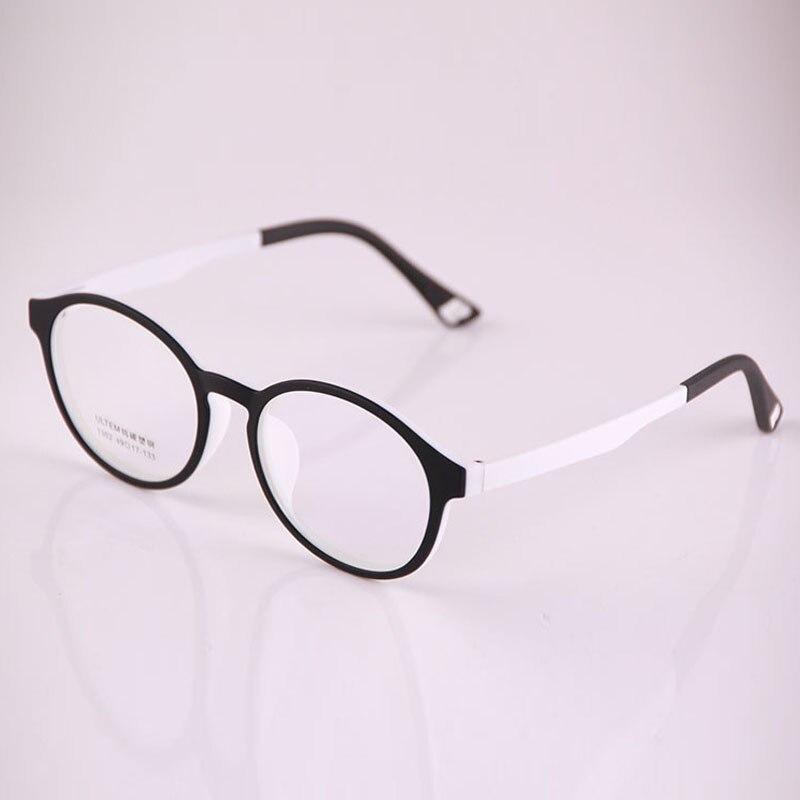 b9a90cf076 Hejie niños ultem marcos de anteojos ópticos doble colores elástico templo  borde completo para Niñas Niños niños tamaño 49 17 133mm 1302 en De los  hombres ...