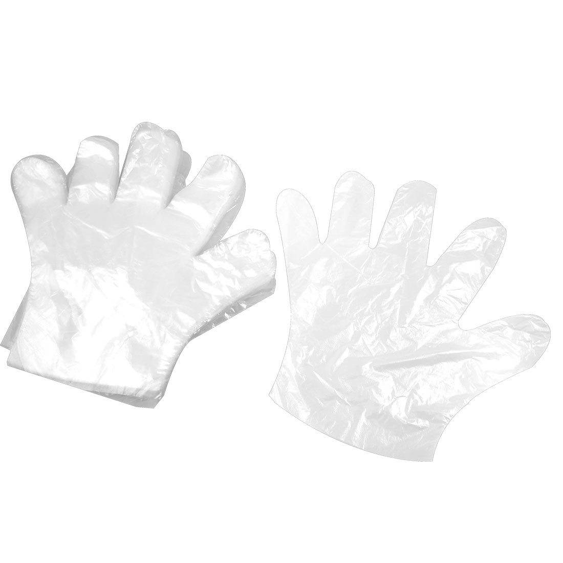 Wholesale 5* Plastic Service Disposable Gloves 48 Pcs ...